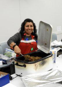 Carmen-cooking