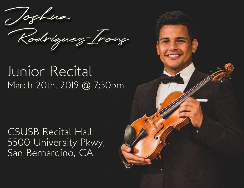 Josh-Recital-announcement-03-2019