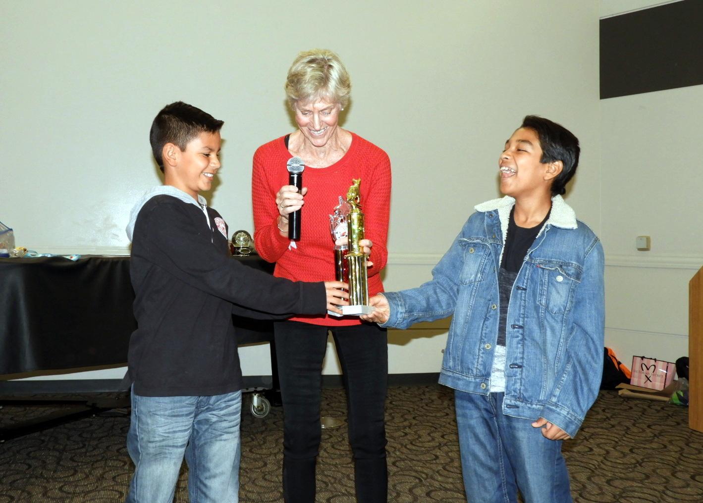 Boys-trophy