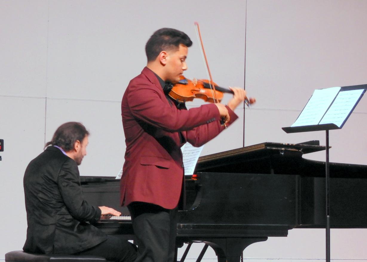 Josh-violin